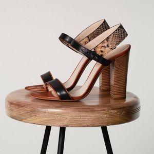NEW Club Monaco Jayda Sandal Heels!